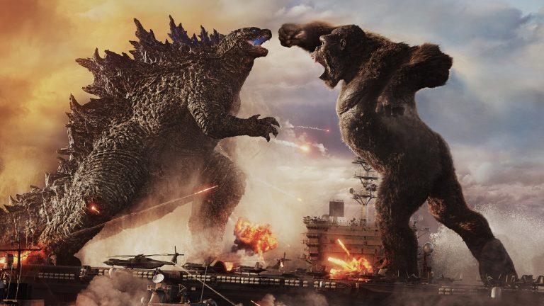 """Cómo y dónde ver la película """"Godzilla vs. Kong"""""""