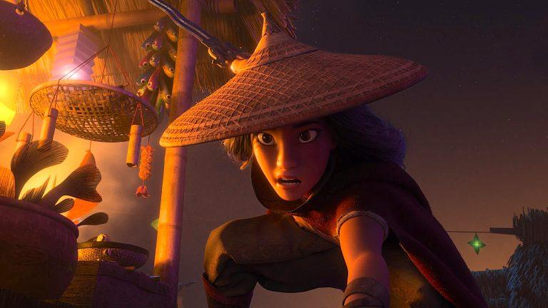 La película Raya y el último dragón se verá gratis en Disney Plus