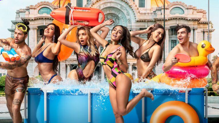 La temporada 8 de Acapulco Shore llegó a Paramount Plus
