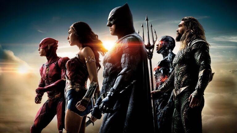 HBO Max lanzó el tráiler de la trilogía de DC Comics de Zack Snyder