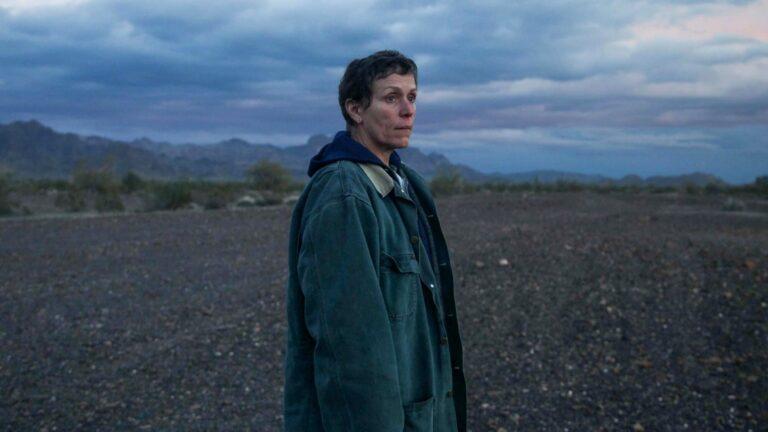 Cómo y dónde ver la película Nomandland, favorita a los Oscar 2021