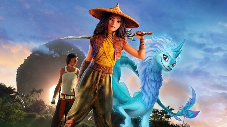 Raya y el Último Dragón: curiosidades para verla en Disney Plus