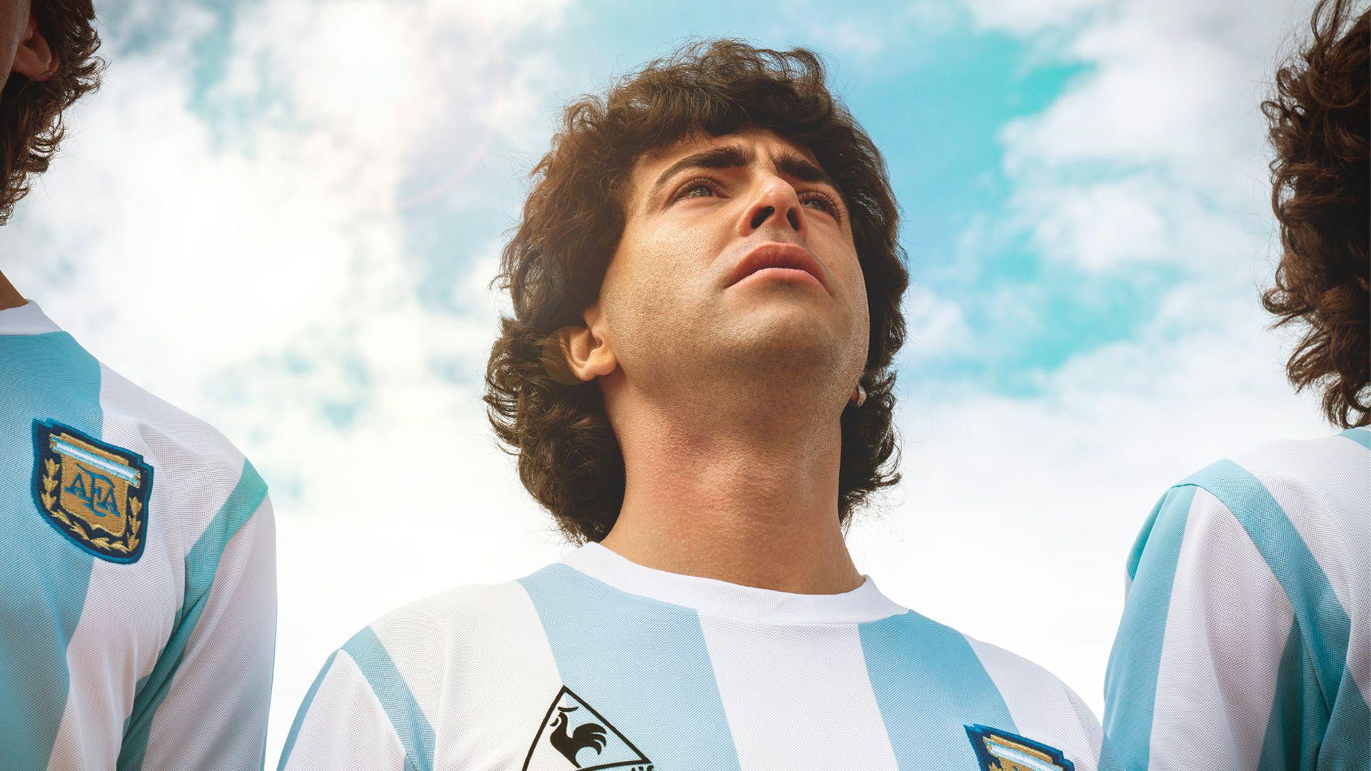 Nuevos adelantos de la serie de Amazon Maradona: Sueño Bendito
