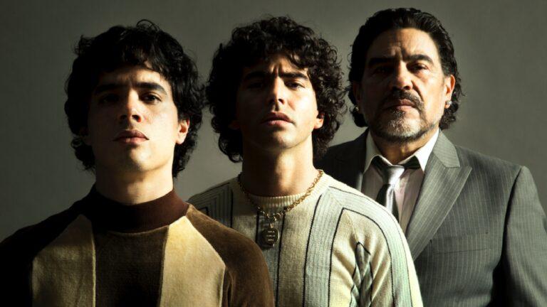 Amazon confirmó la fecha de estreno de la serie sobre Maradona