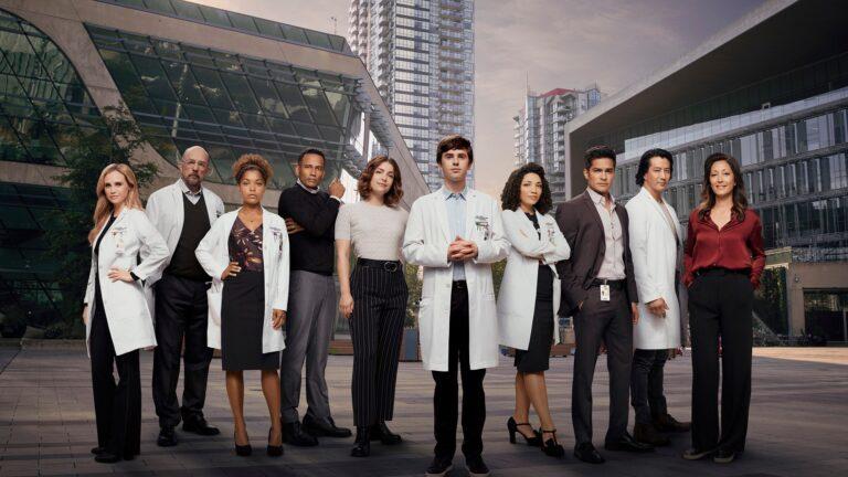 Así es la cuarta temporada de The Good Doctor en Prime Video