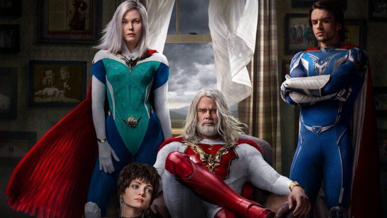 Así será Jupiter's Legacy, la nueva serie de superhéroes de Netflix
