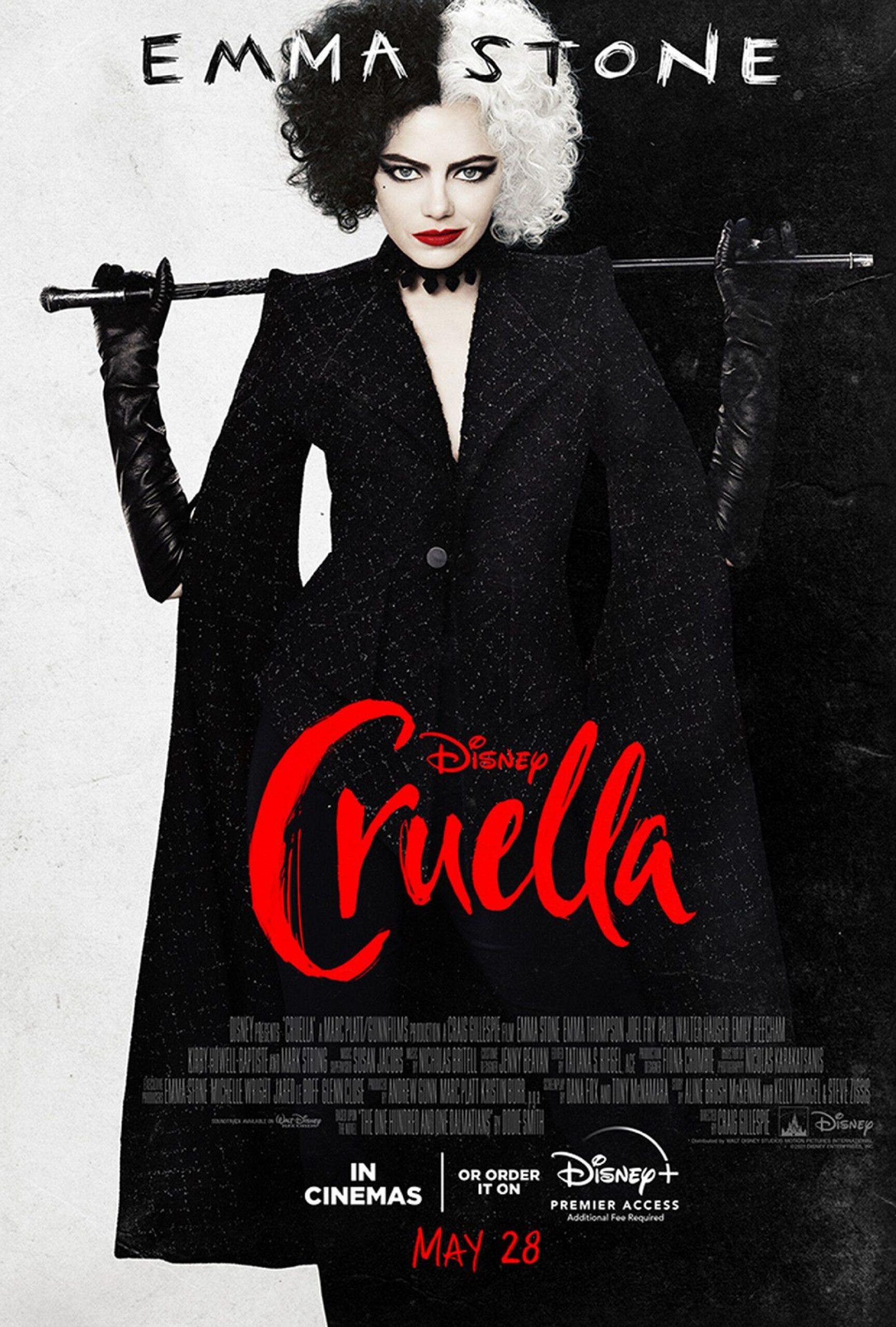 Ya se puede ver la película Cruella en Disney Plus: ¿cuándo estará gratis?