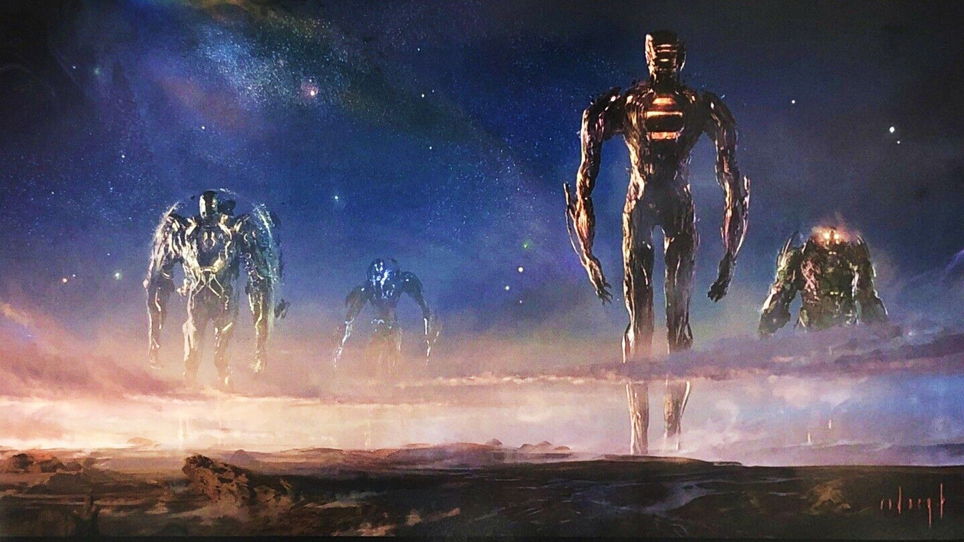 Eternals: los nuevos superhéroes de Marvel ¿Cuándo estrena la película?