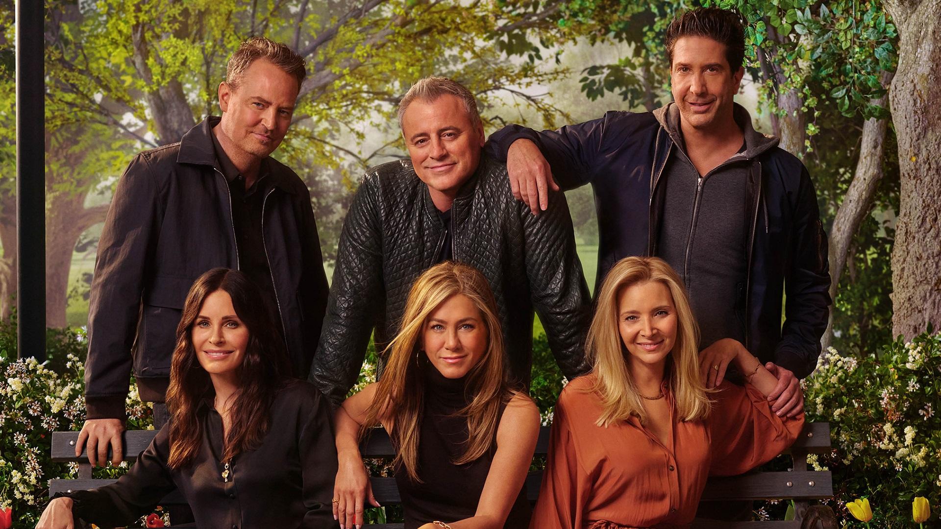 Así será la reunión de los protagonistas de Friends en HBO Max: tráiler