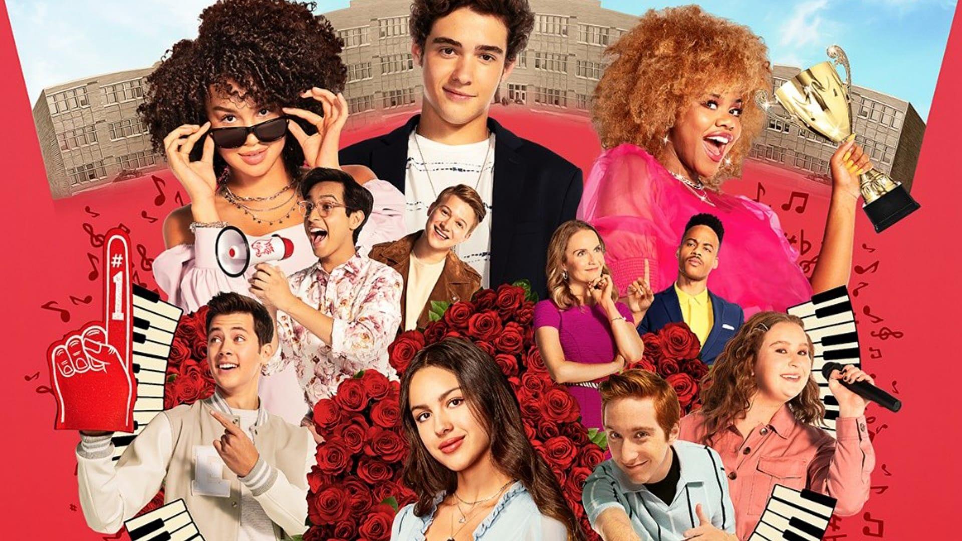 Así es la temporada 2 de la serie High School Musical en Disney Plus