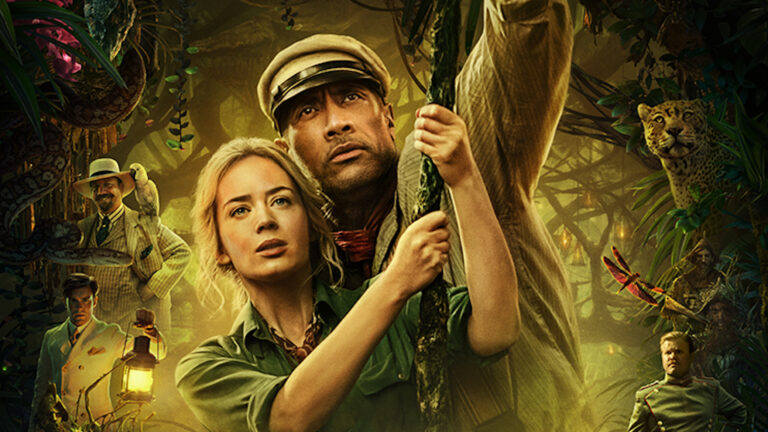 Jungle Cruise: una aventura épica en la nueva película de Disney