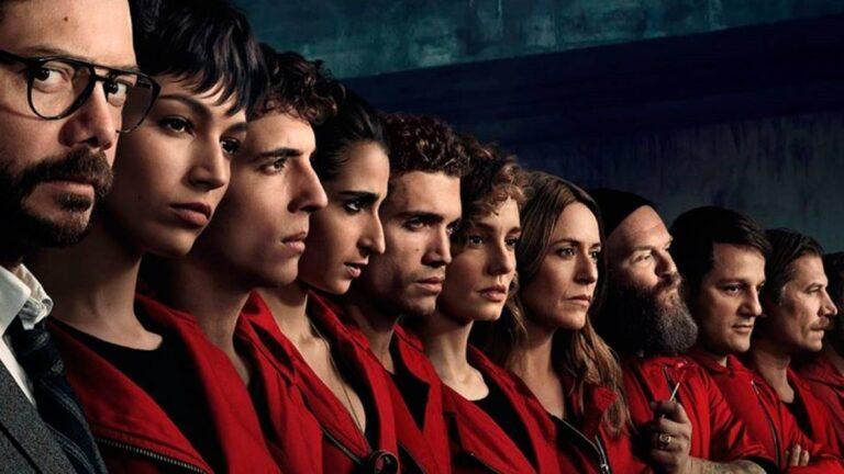 La Casa de Papel 5 será en dos partes y tiene fecha de estreno en Netflix