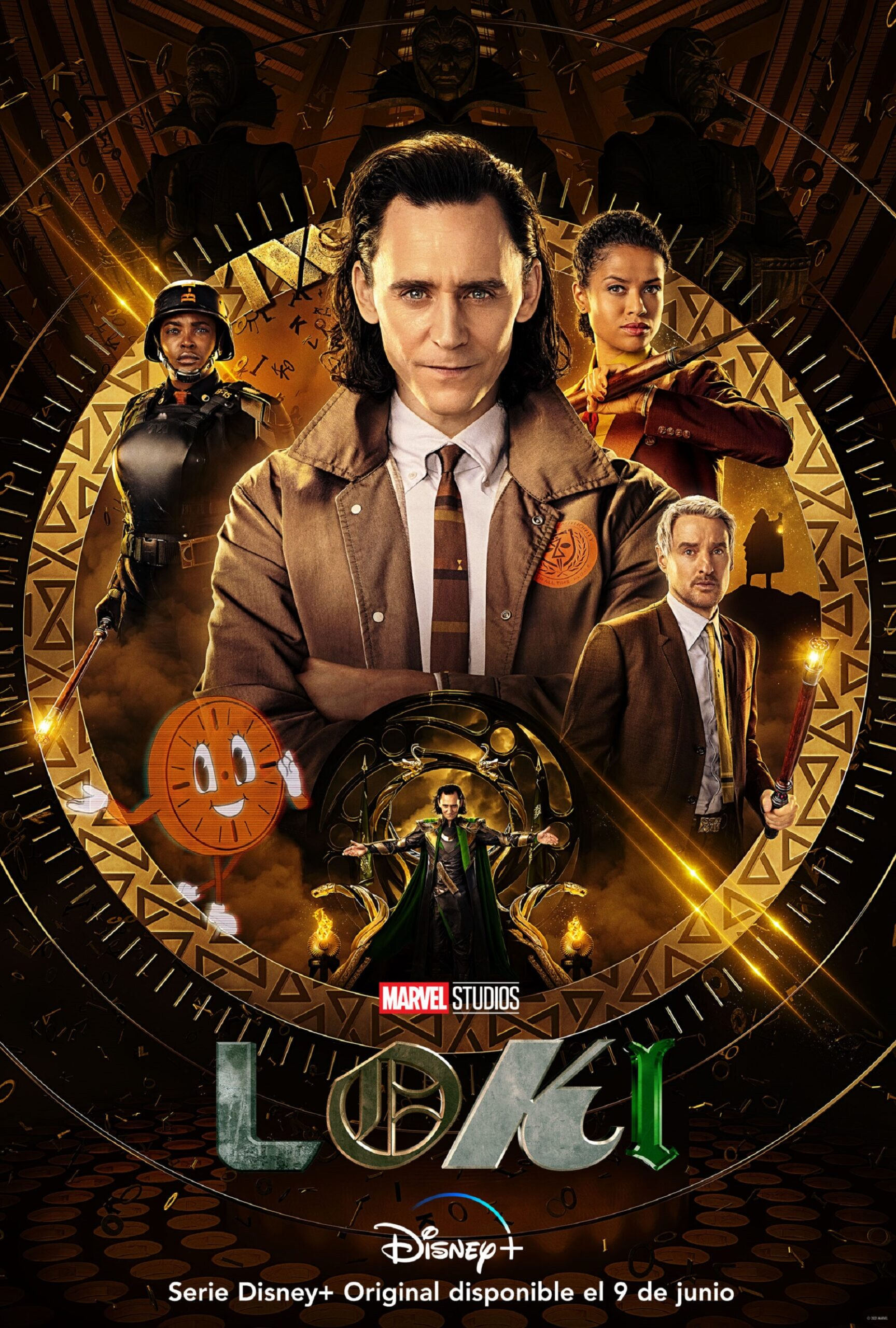 Loki estrenó en Disney Plus: lo que hay que saber de la esperada serie de Marvel