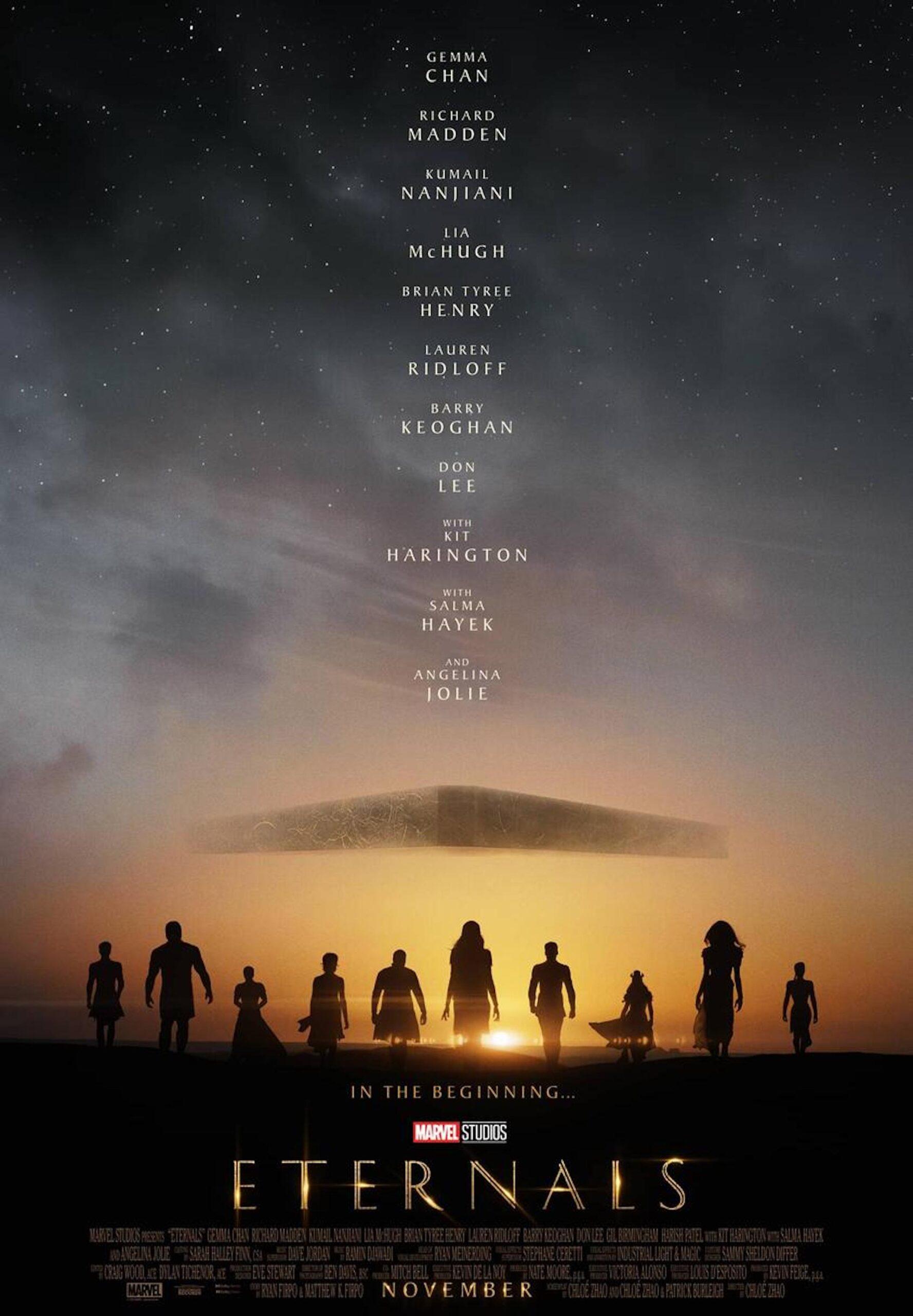 Marvel presentó el trailer de The Eternals: ¿quiénes son?