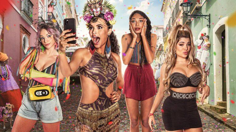 Carnaval: así es la alegre comedia brasileña que llegó a Netflix