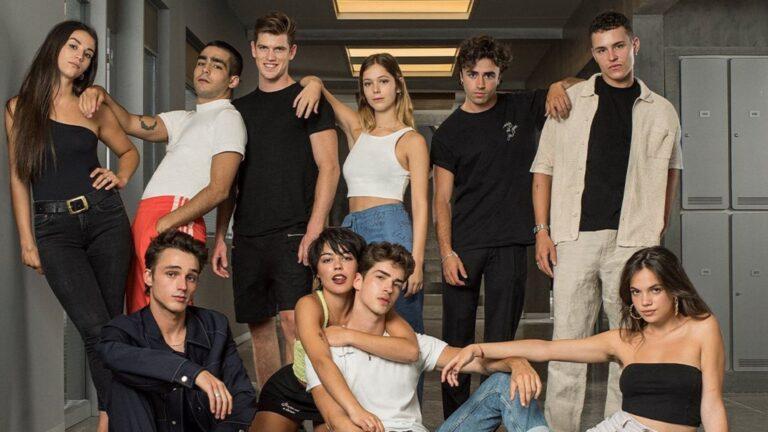 Así es la semana especial de Netflix por el estreno de la serie Elite