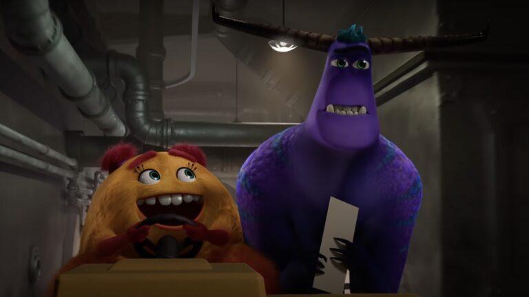 Monsters at Work: la nueva serie de Disney Plus basada en la película