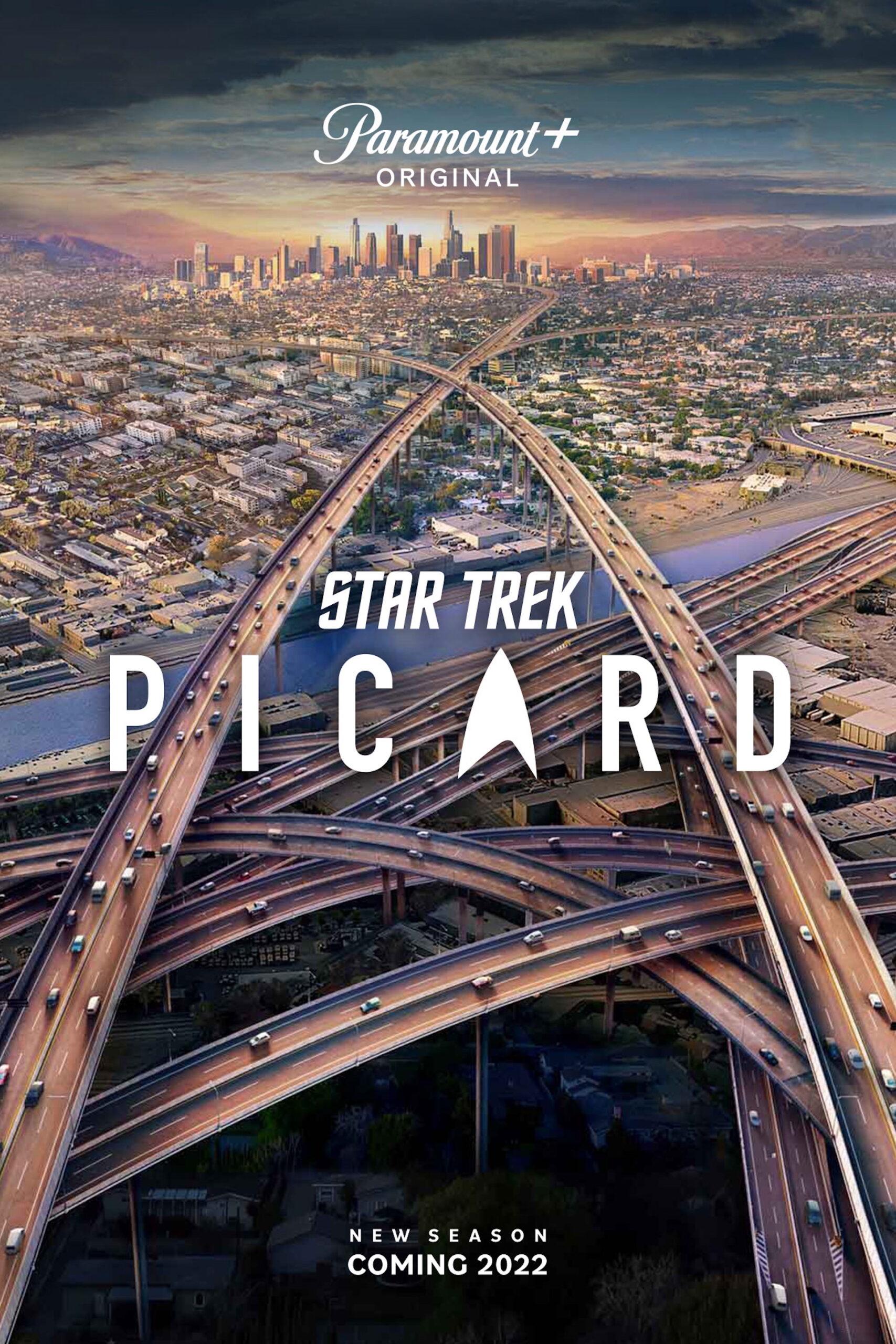 Paramount Plus estrenó el primer trailer de Star Trek: Picard Temporada 2