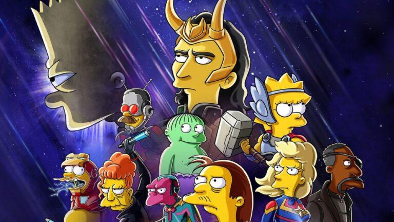 Disney Plus estrena El Bueno, el Bart y el Loki, el corto inspirado en Marvel