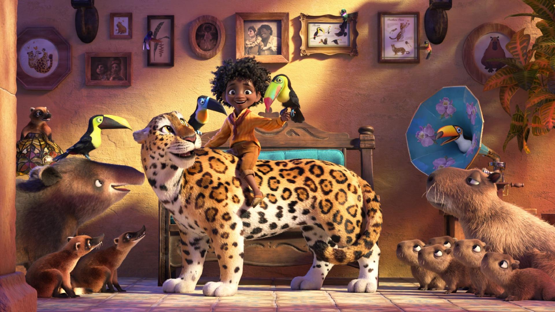 Nuevo tráiler de Encanto, la película de Disney inspirada en Colombia