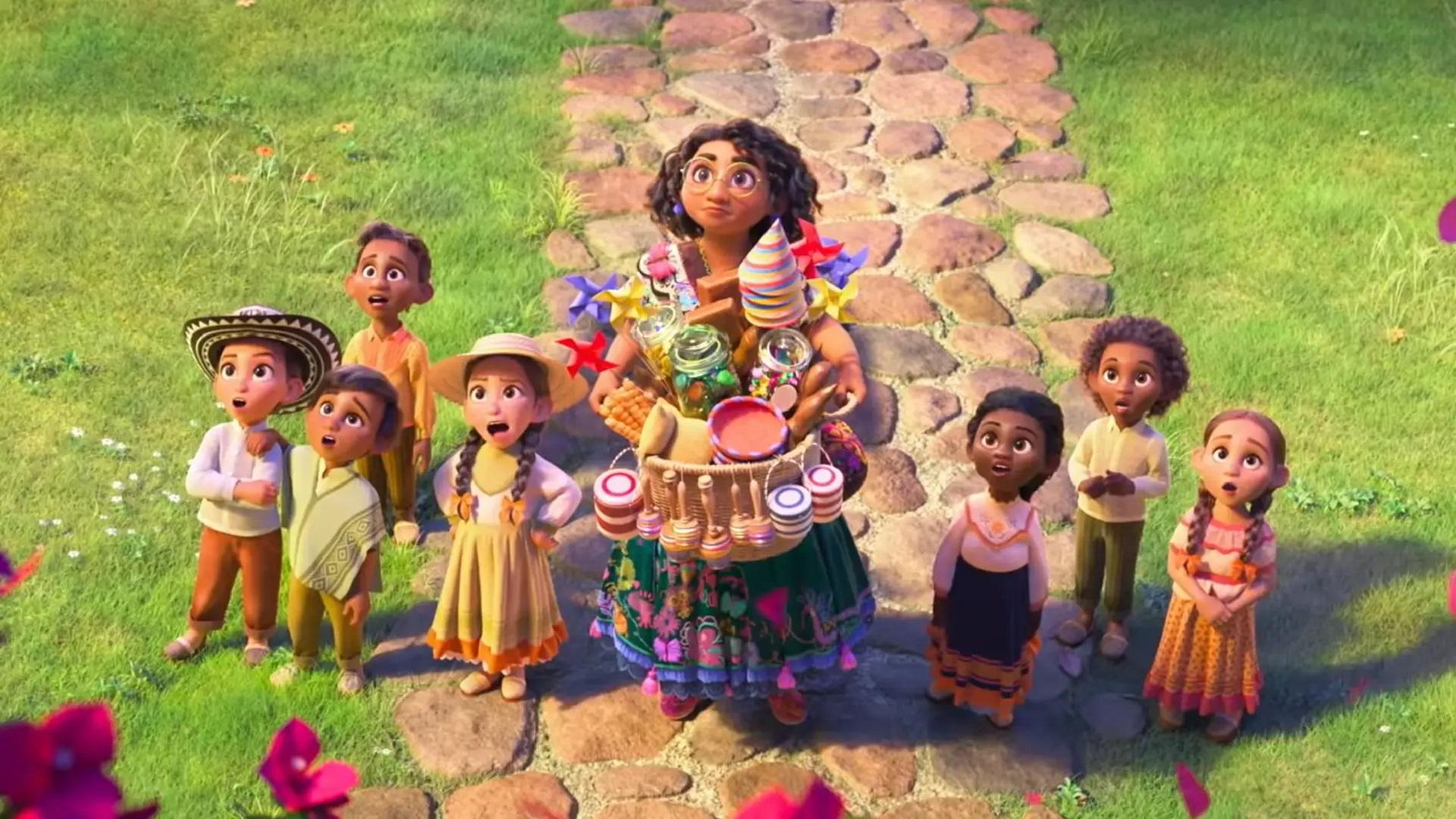 Este es el tráiler de la película Encanto de Disney, inspirada en Colombia