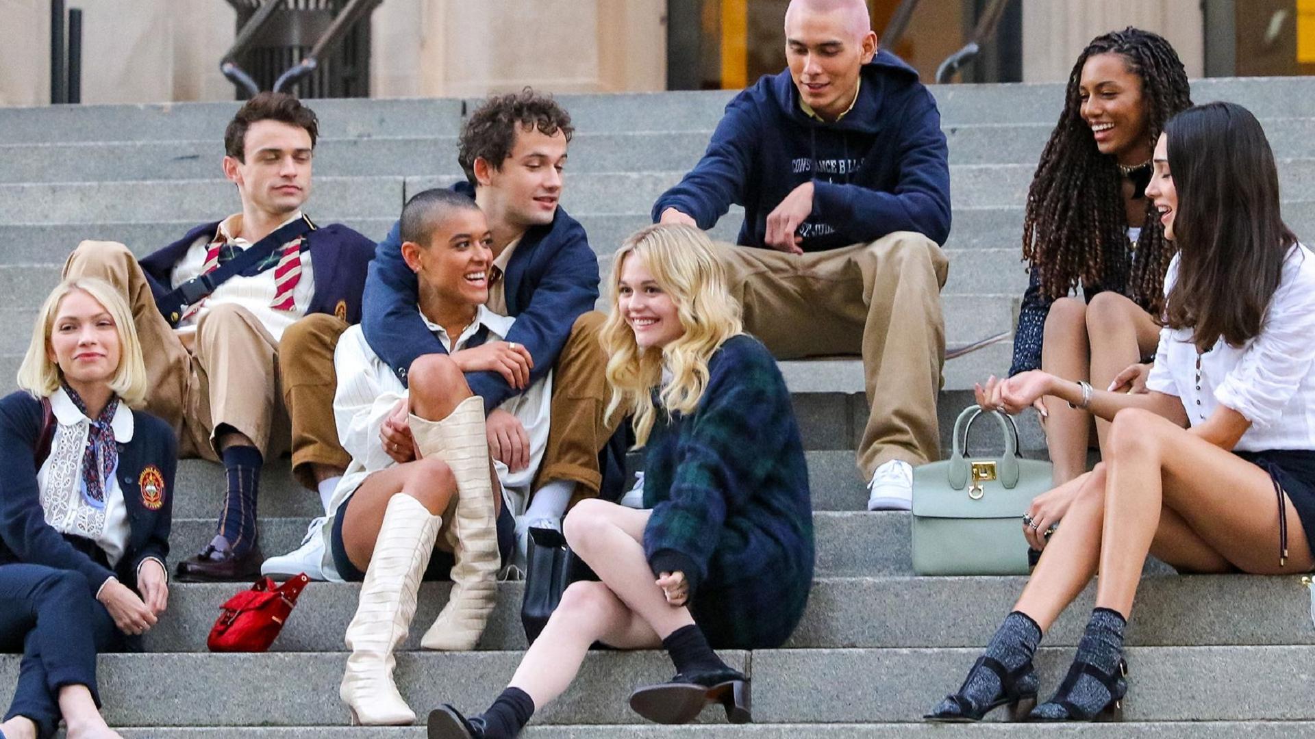 La serie adolescente Gossip Girl reinició su historia en HBO Max