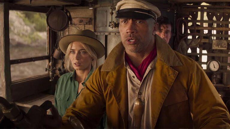 Ya se puede ver la película Jungle Cruise en Disney Plus