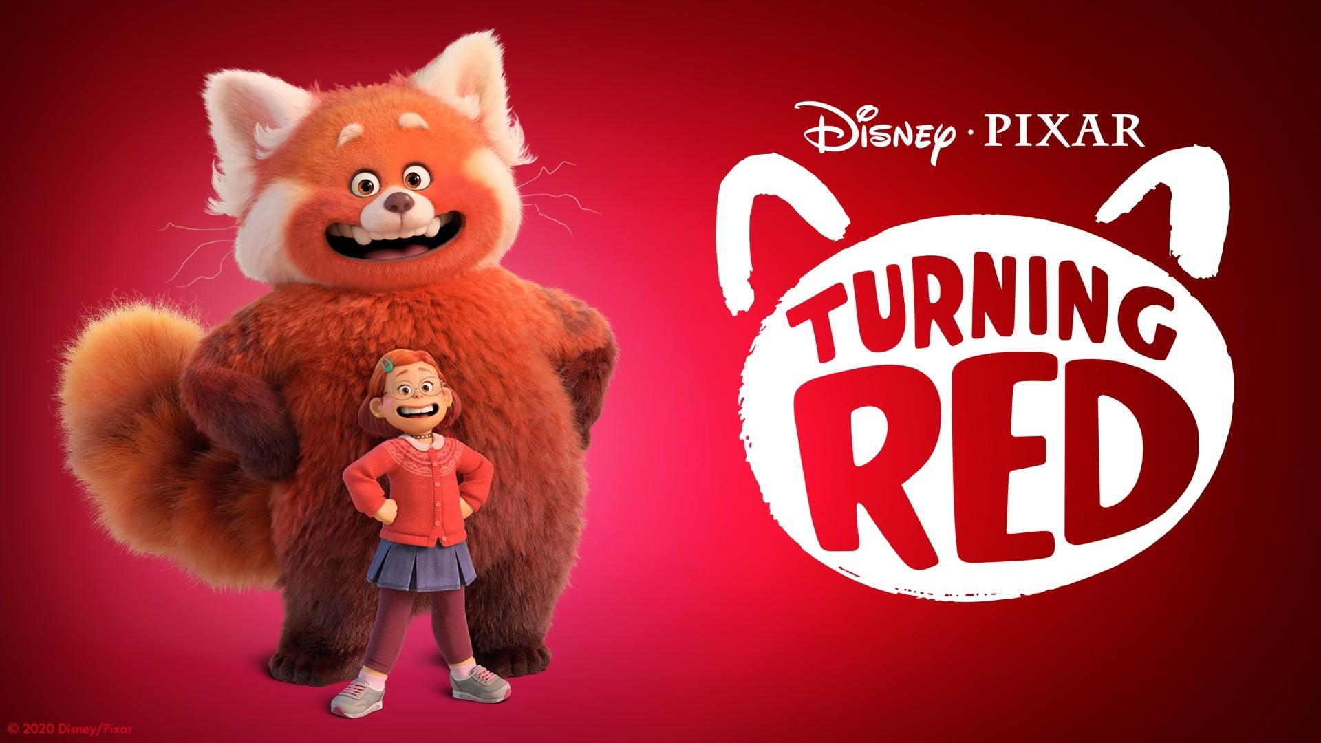 Este es el primer tráiler de Red, la próxima película de Disney Pixar