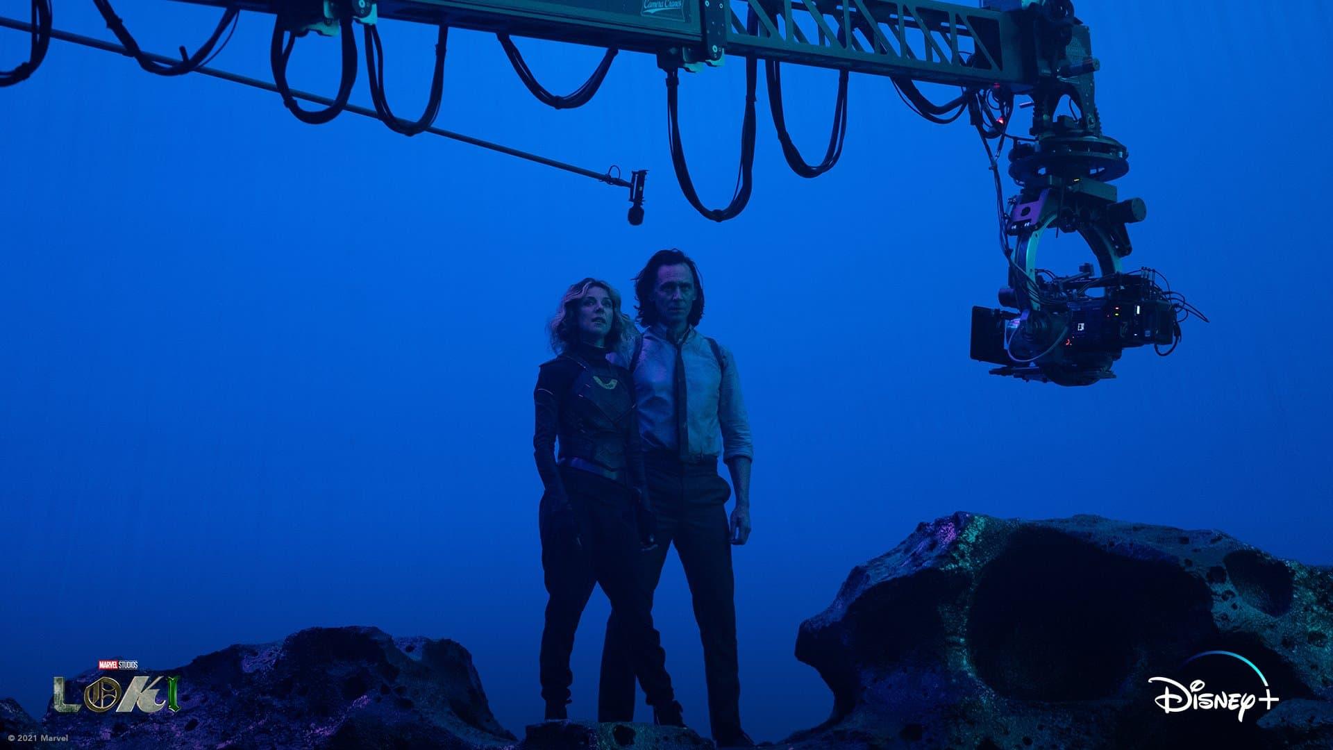 Unidos: así es el especial de Loki con el detrás de cámara de la serie