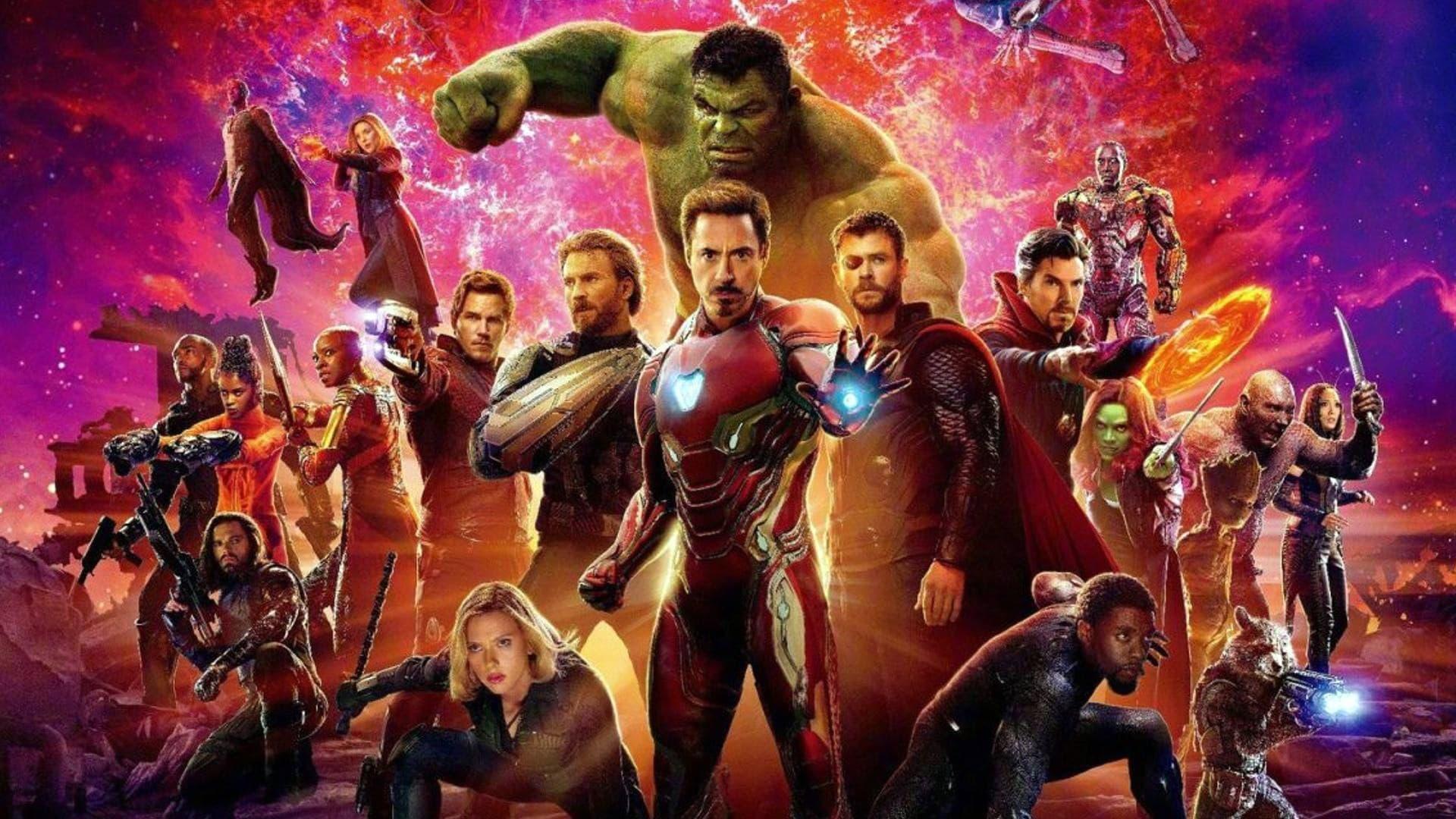 Cuánto cobraron los protagonistas de las películas de Marvel