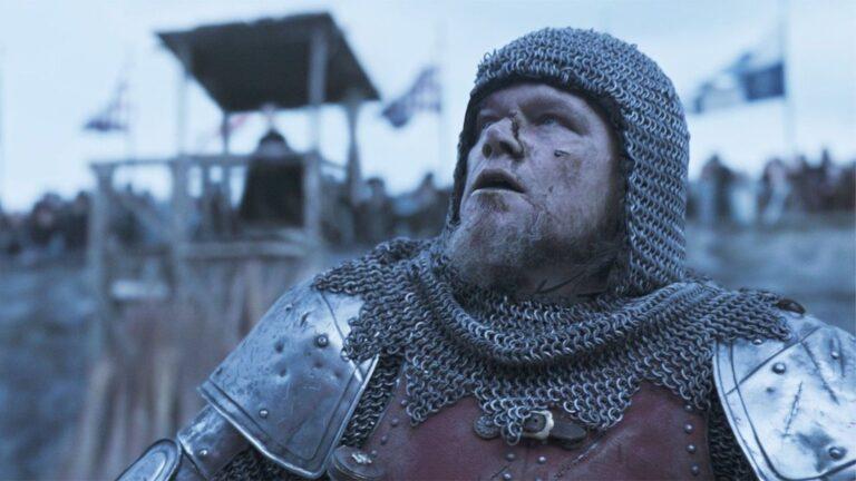 Este es el trailer de El Último Duelo, con Matt Damon y Ben Affleck