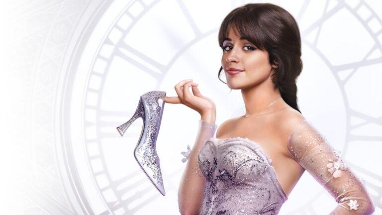 Camila Cabello protagonista de la nueva película de Cenicienta: tráiler