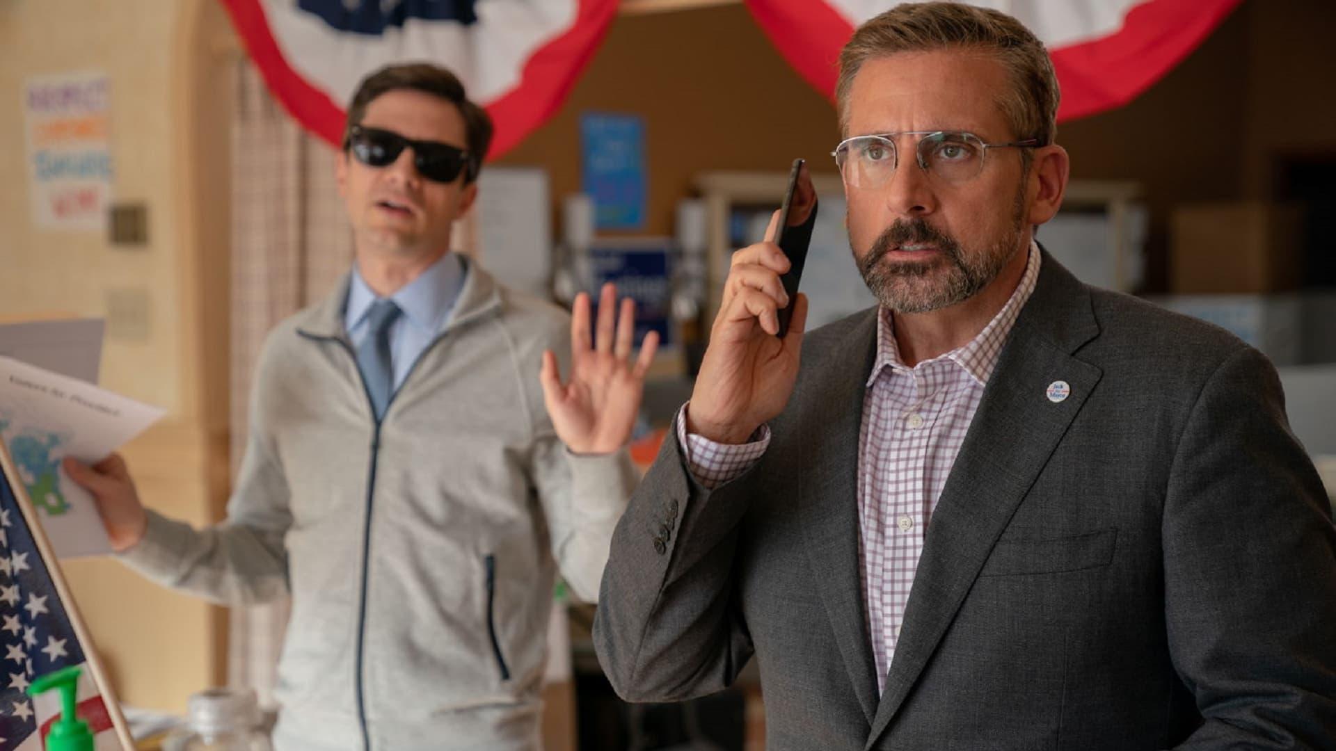 Irresistible: la película con Steve Carrell y Chris Cooper en HBO Max
