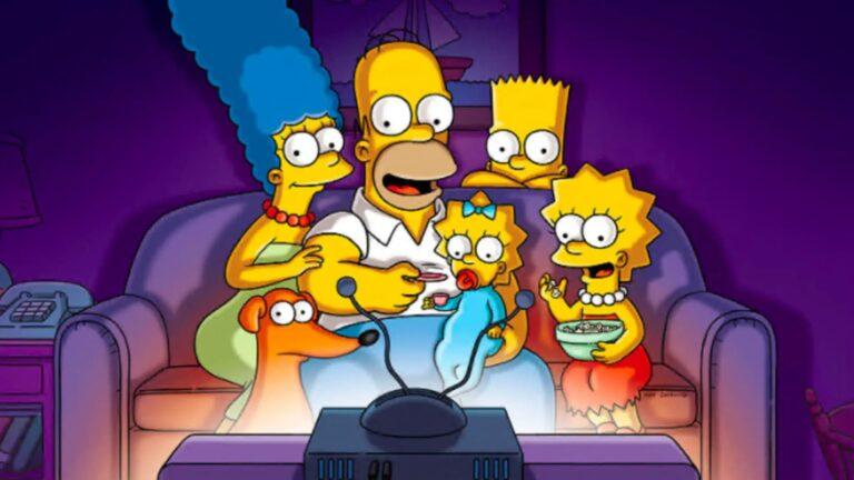 Maratón de Los Simpson en Star Channel por la llegada de Star Plus