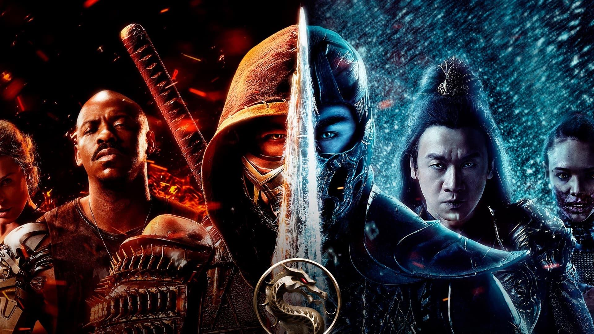 La película Mortal Kombat ya se puede ver en HBO Max
