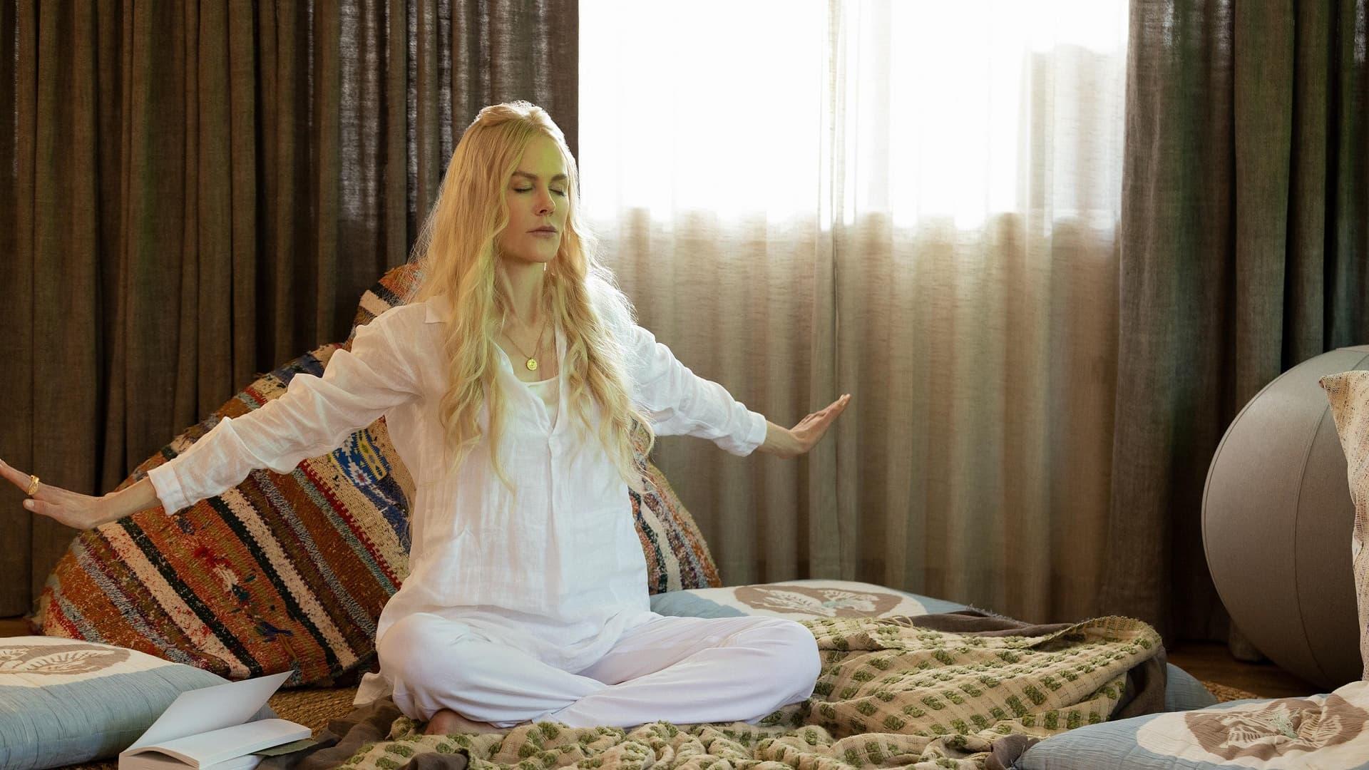 Nicole Kidman protagonista de la serie Nueve Perfectos Desconocidos