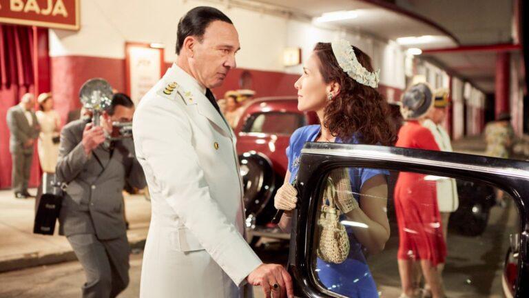 Finalizó el rodaje de Santa Evita la serie de Star Plus sobre Eva Perón