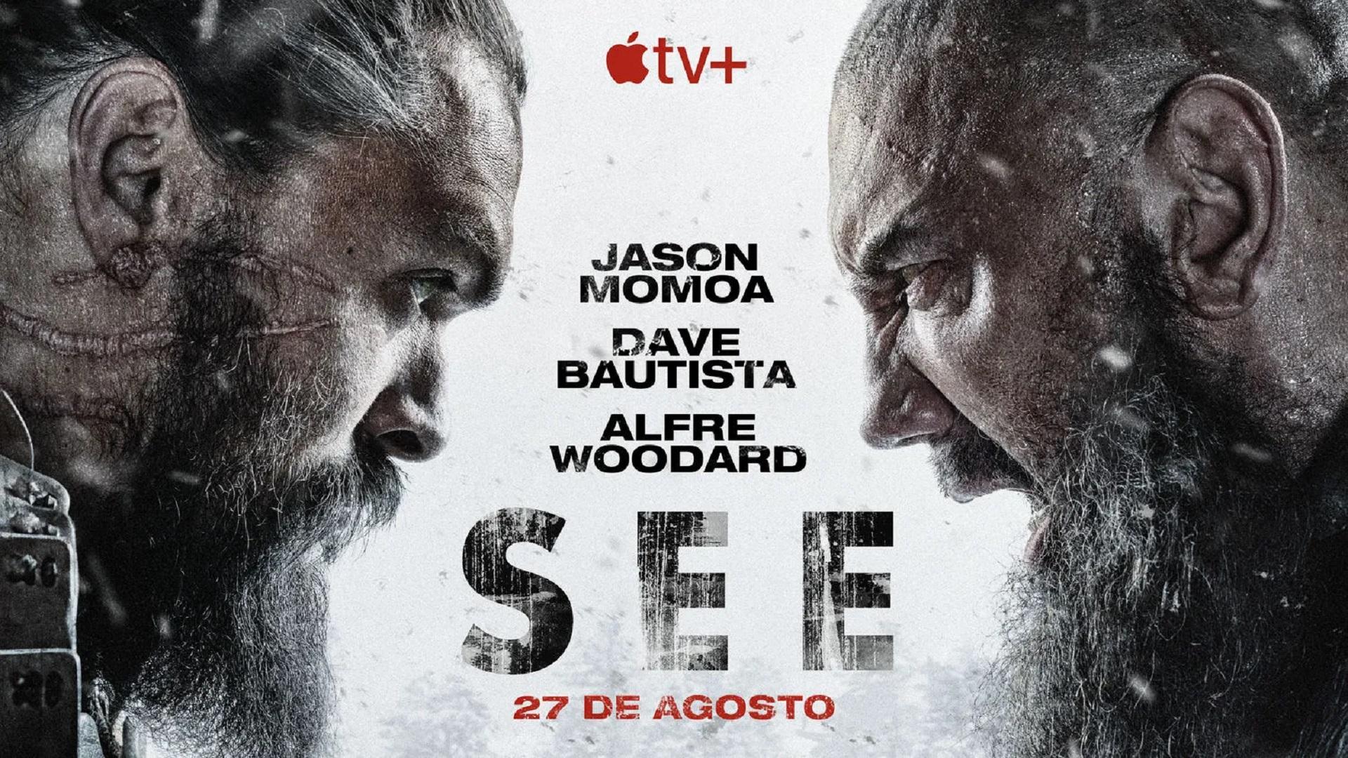 La temporada 2 de la serie See ya se puede ver en Apple TV Plus