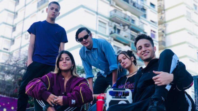 HBO Max estrenó Días de Gallo, su serie juvenil musical sobre el freestyle
