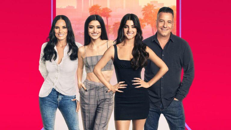 The D'Amelio Show: la familia más famosa de Tik Tok llega a Star Plus