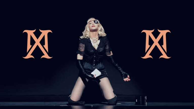 Madame X: el documental sobre la gira de Madonna llegó a Paramount Plus