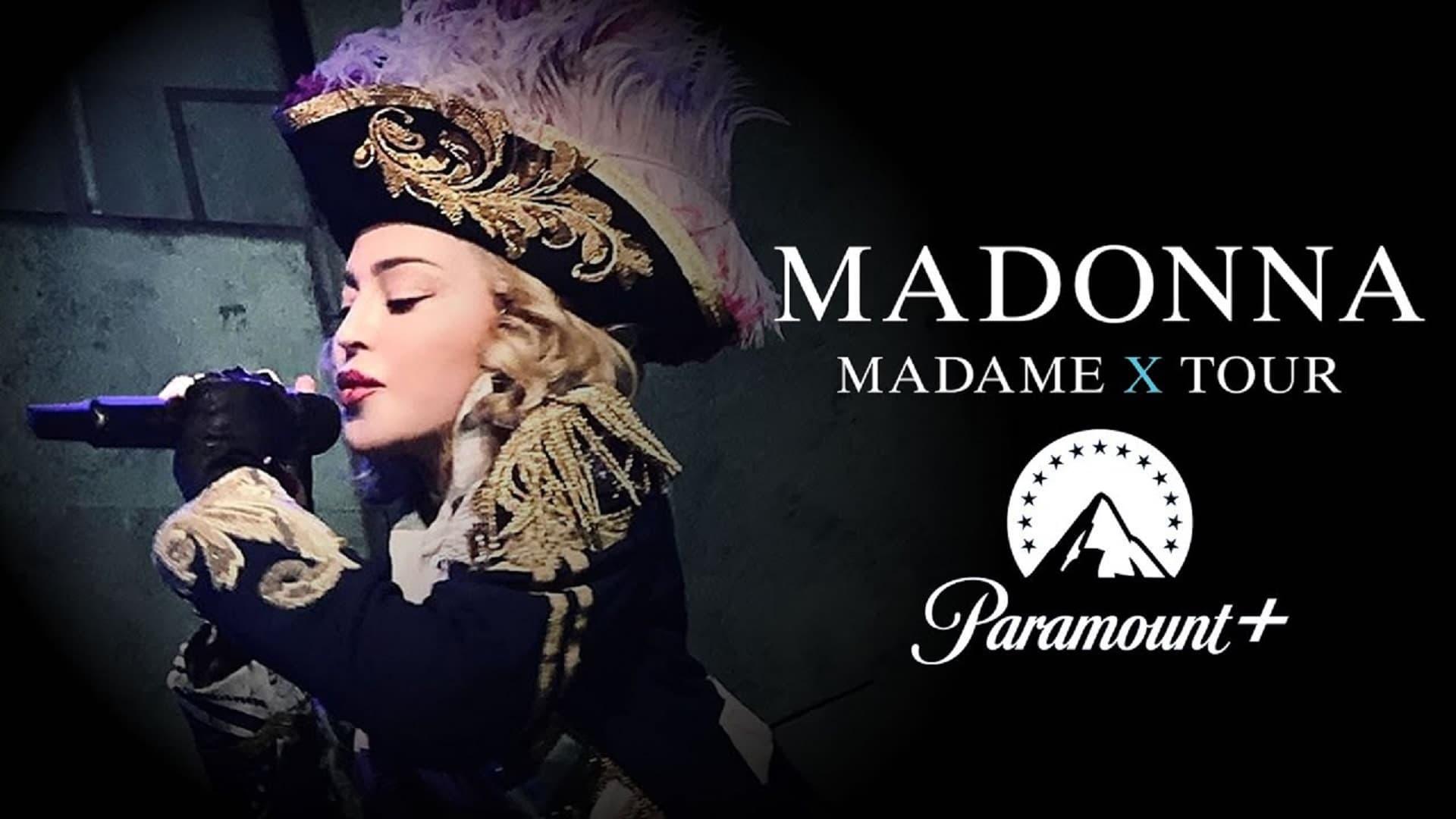 Madame X: el documental sobre la gira de Madona llegó a Paramount Plus