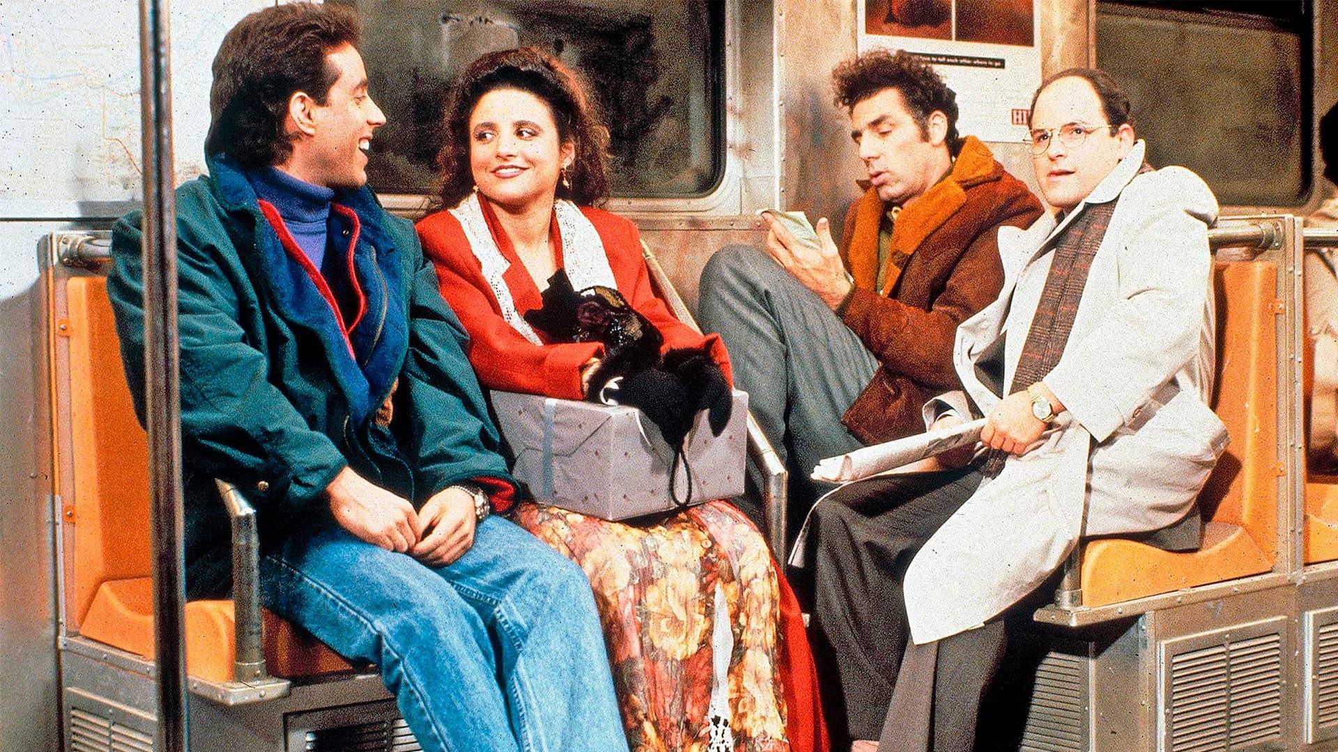 Todas las temporadas de la icónica serie Seinfeld ya pueden ver en Netflix