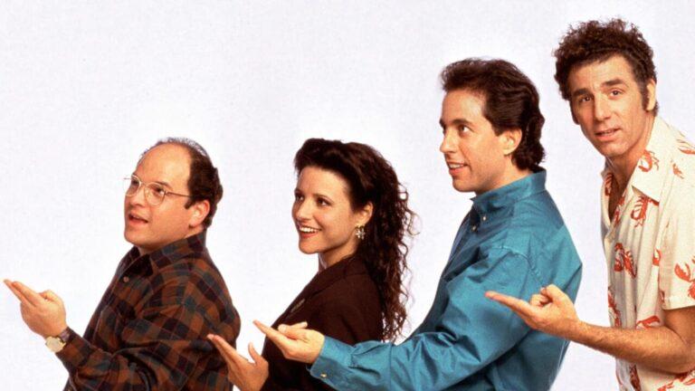 Todas las temporadas de la serie Seinfeld ya se pueden ver en Netflix